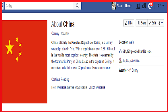 Facebook Built Censorship Tool to Get into China