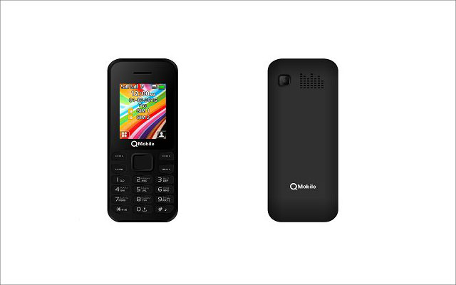 QMobile launches Compact & Stylish Multimedia Phone L2 Classic