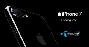 Telenor Offers iPhone 7 and 7 Plus in Pakistan