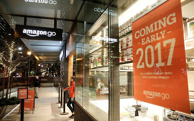 Amazon Go: A Store Featuring the World's Most Advanced Shopping Technology