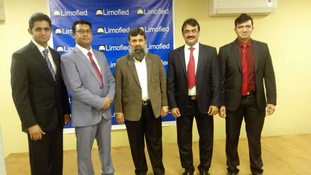 Limofied-Australian Rideshare and Car-Booking app Launched in Faisalabad