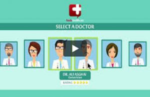 Click to Visit Pakistan's First Tele Health Clinic Sehatyab