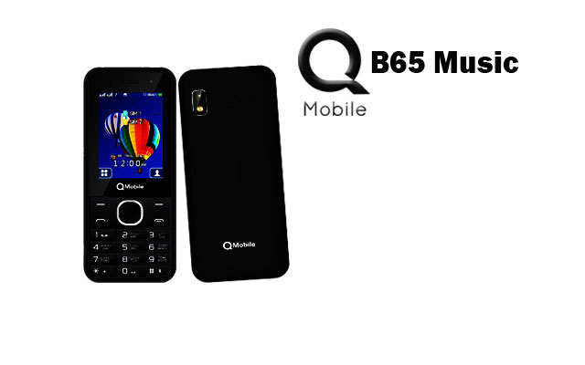 Photo of QMobile launches B65 Music with Dual Camera in RS. 1825/-