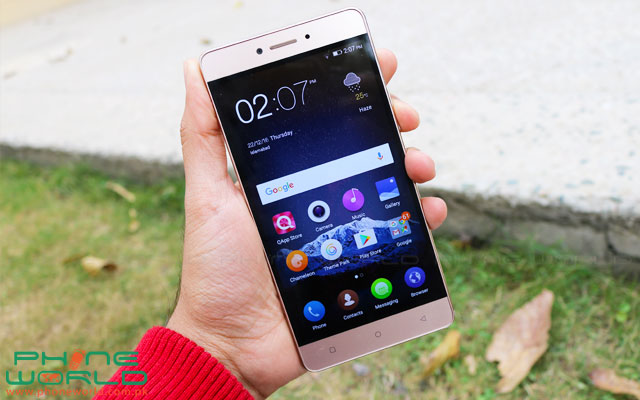 QMobile King Kong Max Review