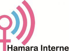 Hamara Internet A NO to Digital Women Abuse