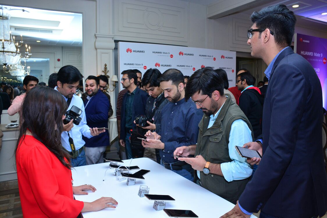 Huawei Mate 9 Launches in Pakistan
