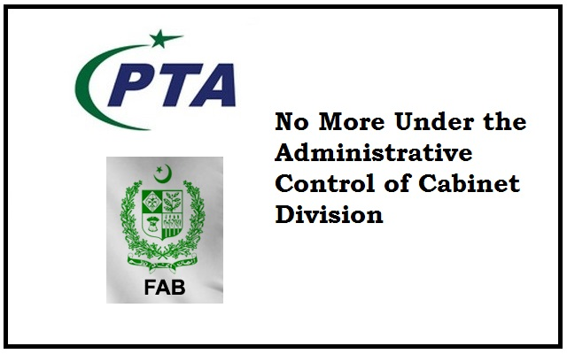 Is Administrative Transfer of PTA and FAB to MoITT a Positive Step?
