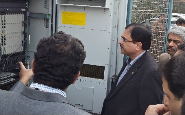 MD NTC Paid Inspection Visit to NTC Installations