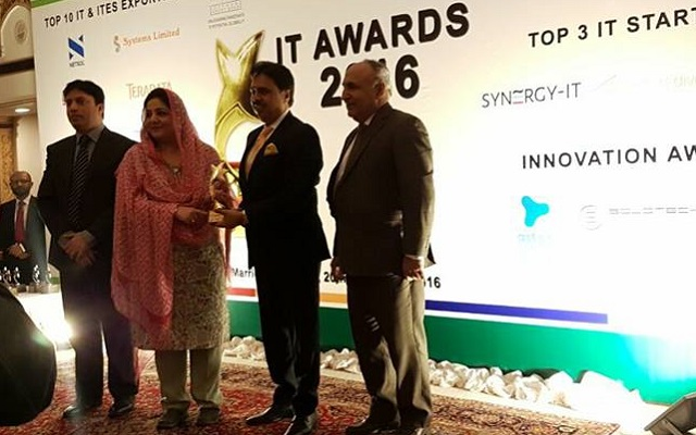 Netsol Technologies Wins the Highest IT Exporter Awad 2016