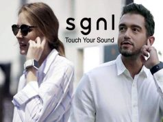 SGNL: A Wristband that Transforms Your Fingers into a Phone