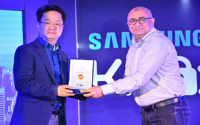 Samsung Partners with Mobilink to Launch 'Knox' Security Platform