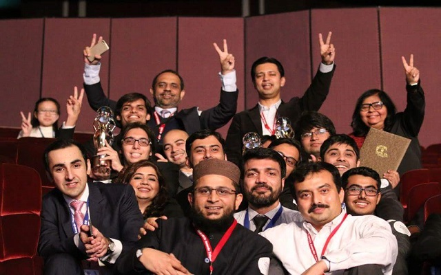 Samsung Enabled Pakistani Entrepreneurs to Win More Awards at Asia Pacific ICT Alliance