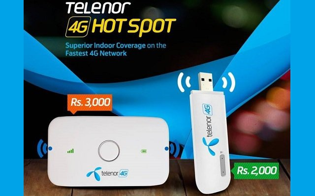 Telenor 4G Hotspots TVC Wonderfully Promotes its Tez Network Campaign
