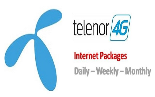 Here are the Complete Details of Telenor 4G Internet Packages