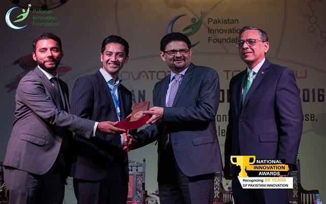 Telenor Khushaal Zamindar Wins PIF Award