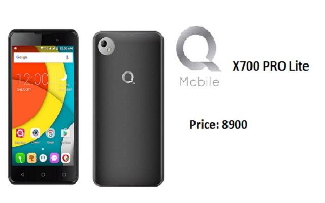 QMobile Unleashes Noir X700 PRO Lite
