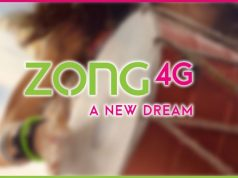 Zong 4G Express Buses