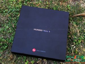 huawei mate 9 box