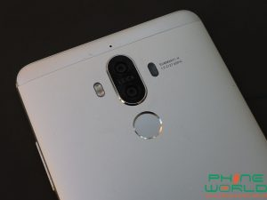 huawei mate 9 dual camera fingerprint scanner