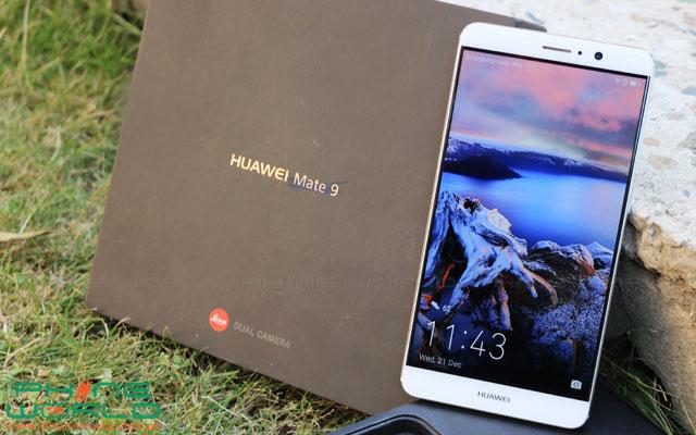 huawei mate 9 review
