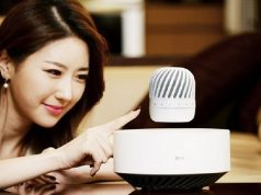 LG to Showcase Levitating Bluetooth Speakers at CES 2017