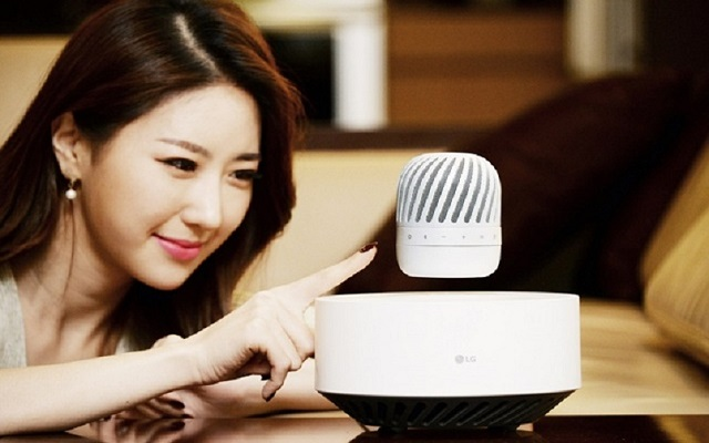 CES 2017 - LG set to reveal its incredible levitating portable speaker