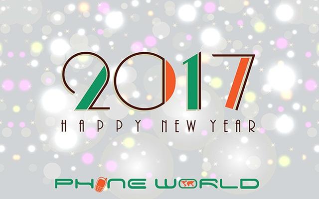 PhoneWorld Team wishes Happy New Year