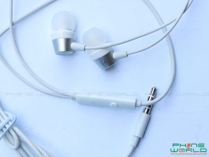 qmobile j7 pro headphones