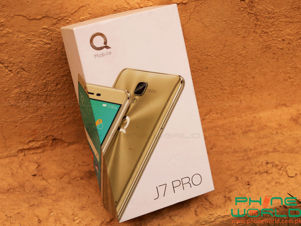 QMobile J7 PRO Review - PhoneWorld