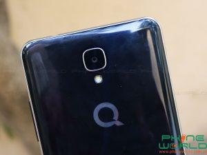 qmobile j7 pro back camera flash light