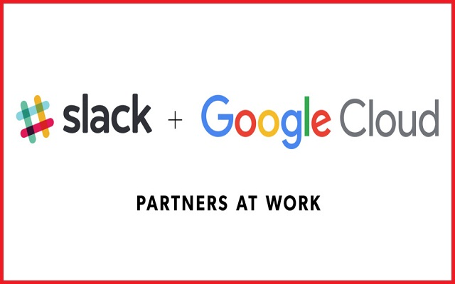 Google Teams Up With Slack to Provide Better Google Cloud Integration