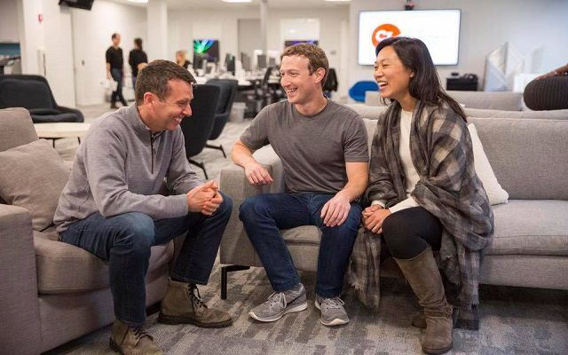 David Plouffe Joins Chan Zuckerberg Initiative