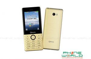 Get Yourself a Gold Phone- QMobile Launches Gold 2