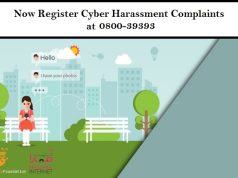 How to Register Complaint on Cyber Harassment Helpline