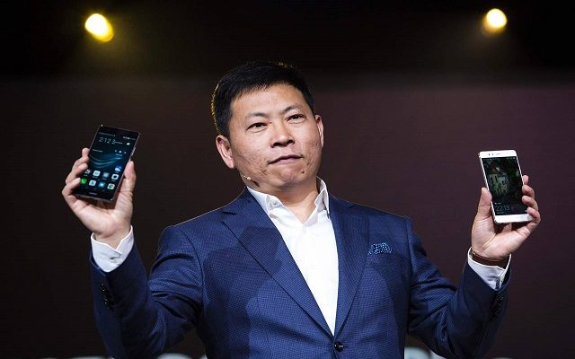 Huawei Aims to Biggest Smartphone Maker in Next Five Years