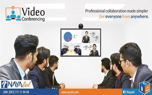 Nayatel Offers Innovative Video Conferencing Features