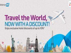 Telenor Offers Exclusive Discount on Traveling viaAgoda