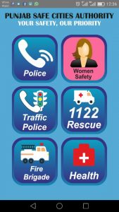How to Use Punjab Government's Women Safety App
