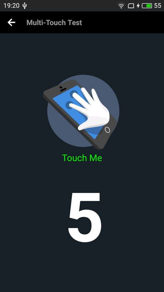 Meizu M5 Antutu Benchmarking