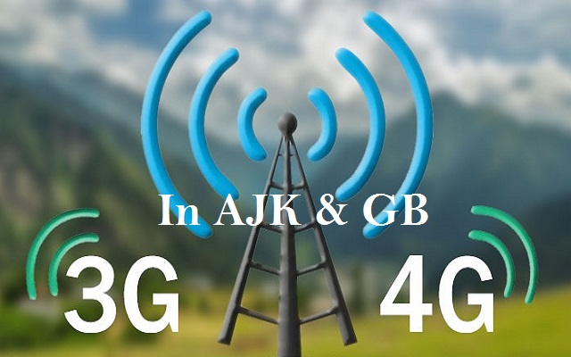 SCO All Set to Launch 3G/4G Services in AJK