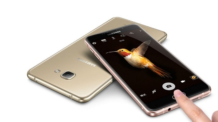 Samsung Launches Galaxy C7 Pro
