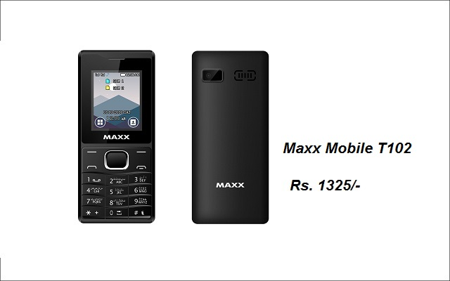 Photo of Maxx releases Maxx Turbo T102 with Powerful Speaker