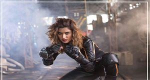 Mehwish Hayyat Appears in Action Packed Avatar for UC Browser TVC