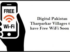 Wateen & SECMC to Provide Free WiFi to Villages of Tharparkar