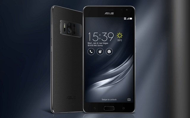 ASUS Launches ZenFone AR