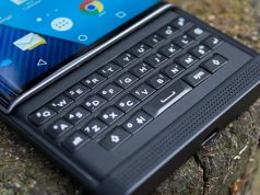 Smartphone with QWERTY Keyboard
