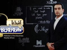 Pakistan's first Business Reality Show