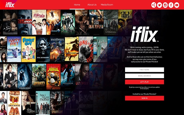 iflix Will Go Live Today in Pakistan
