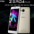 Infinix Launches Zero 4 Plus