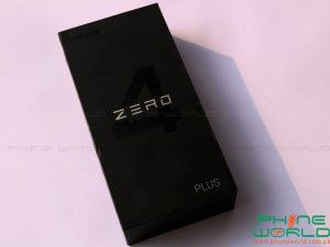 infinix zero 4 plus retail box
